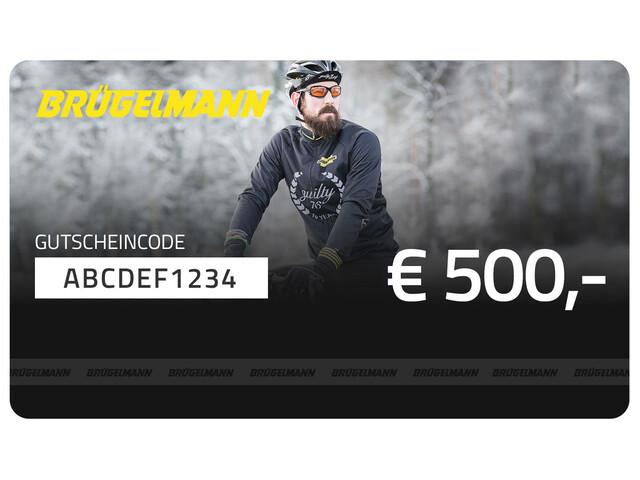 Brügelmann Geschenkgutschein 500 €